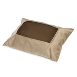 Camel Lounge Dog Bed with Changeable Sheets