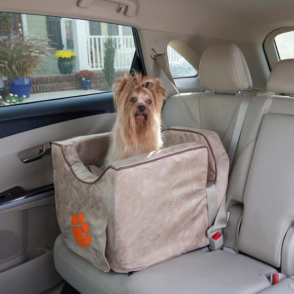 Snoozer Clemson Luxury Lookout 2 Dog Car Seat