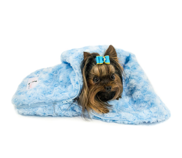 Snuggle Pup Sleeping Bags by Hello Doggie
