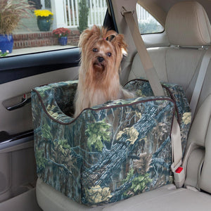Snoozer Luxury Lookout 2 Dog Car Seat Untamed Collection