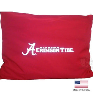 Alabama Crimson Tide Officially Licensed NCAA Pillow Dog Bed