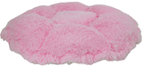Convertible Reversible Bagelette Dog Bed - Bubble Gum by Bessie + Barnie