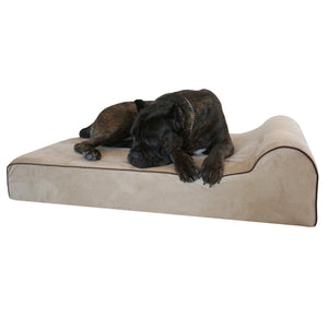 Bully Bed Orthopedic, Memory Foam & Waterproof Small Dog Beds