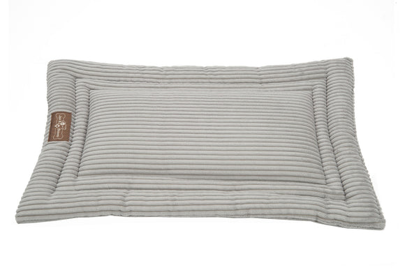 Jax & Bones Corduroy Cozy Mat Dog Beds