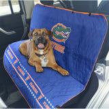 Florida Gators Officially Licensed NCAA Car Seat Cover for Dogs
