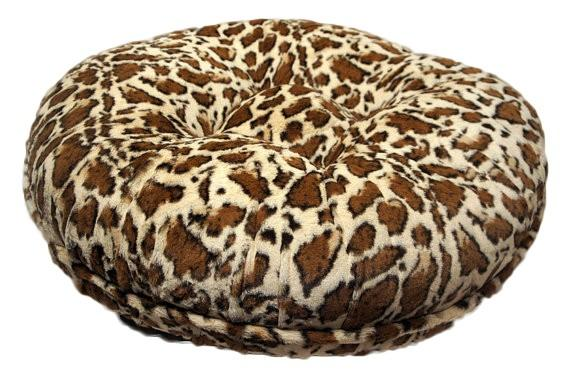 Giraffe Bagel Bed by Baylee Nasco