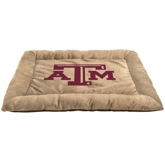 Texas A&M Aggies Officially Licensed NCAA Square Dog Bed