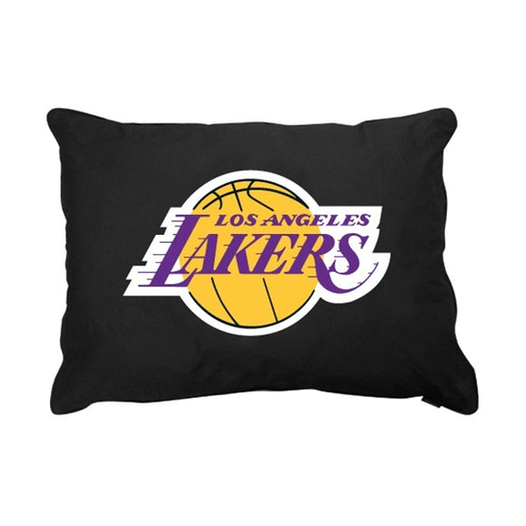 Los Angeles Lakers NBA Basketball Pillow Dog Bed