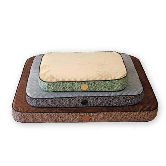 Luxurious Microfleece Superior Orthopedic Dog Bed