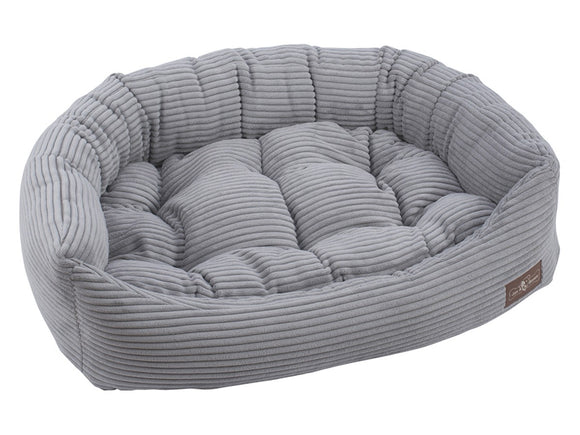 Jax & Bones Corduroy Napper Dog Beds