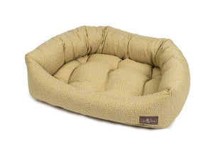 Jax & Bones Cotton Blend Flicker Napper Dog Beds