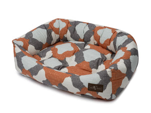 Jax & Bones Cotton Blend Mosque Napper Dog Beds