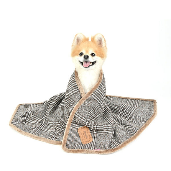 Da Vinci Dog Blanket by Pinkaholic