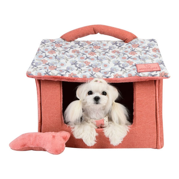 Zinnia House Dog Bed by Pinkaholic