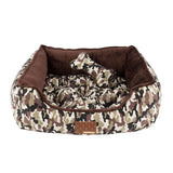 Legend Bolster Dog Bed By Puppia