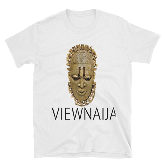 Unisex ViewNaija Mask T-Shirt