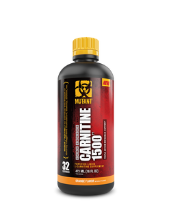 Mutant Core Liquid Carnitine 1500 - HSD Sports Nutrition