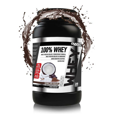 Giant Sports 100% Whey - HSD Sports Nutrition