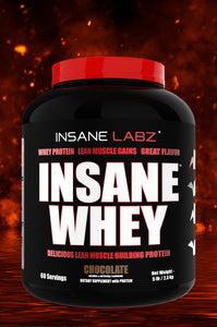 Insane Labz Insane Whey - HSD Sports Nutrition
