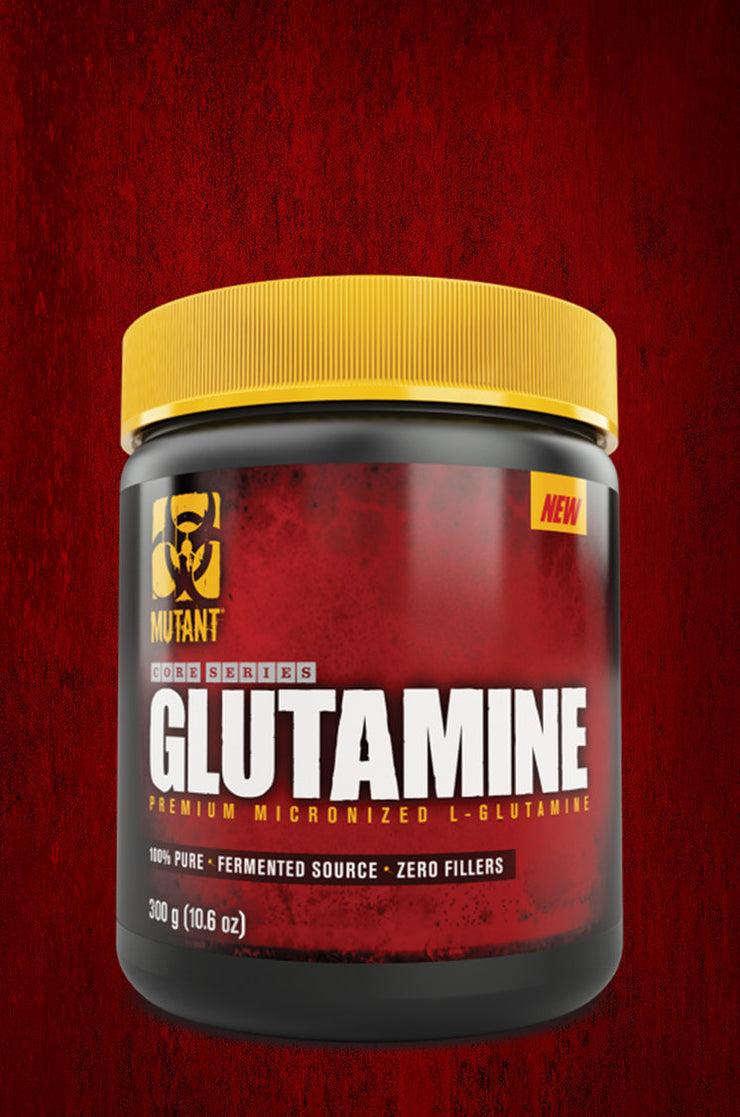 Mutant Glutamine - HSD Sports Nutrition