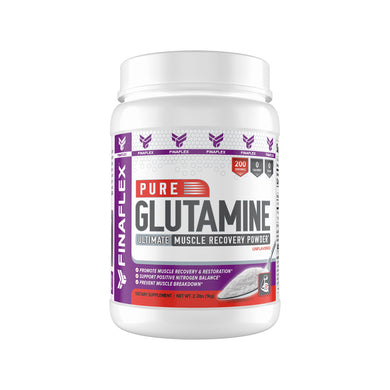 Finaflex Glutamina 1000 gr - HSD Sports Nutrition