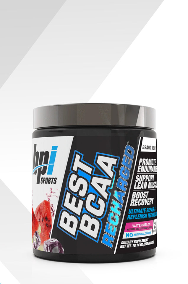 Bpi Sports Best Bcaa Recharged - HSD Sports Nutrition