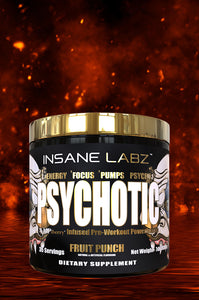 Insane Labz Psychotic  Gold - HSD Sports Nutrition