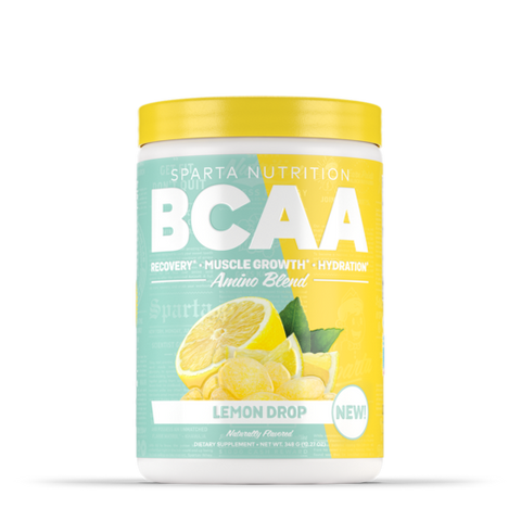 Sparta Nutrition BCAA Lemon Drop 30 serv