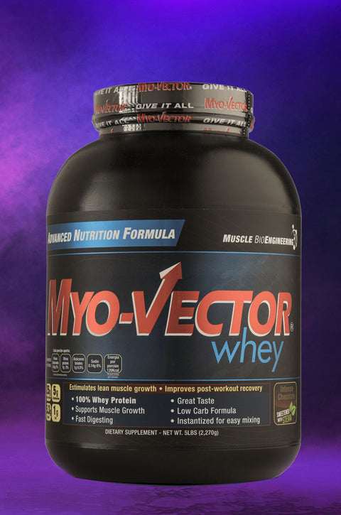 Myo Vector Whey - HSD Sports Nutrition