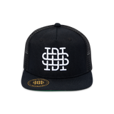 Snapback Classic New Black - HSD Sports Nutrition