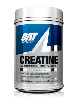 GAT Essencial Creatine Monohydrate - HSD Sports Nutrition