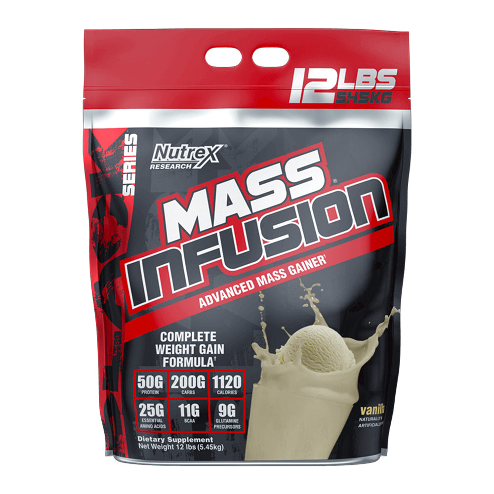 Nutrex Mass Infusion - HSD Sports Nutrition