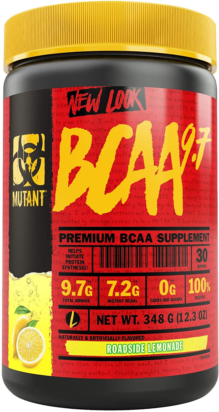 Mutant Bcaa 9.7 - HSD Sports Nutrition