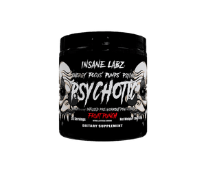Insane Labz Psychotic Black - HSD Sports Nutrition