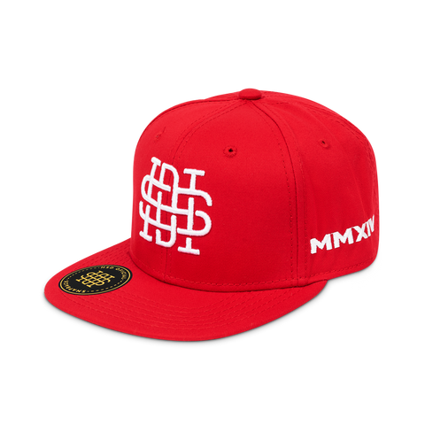 Snapback Classic Red