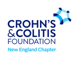 Logo for the Crohn's & Colitis Foundation New England Chapter