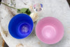 Cobalt and Pale Rose medium set