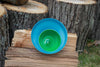 Set of Sky Blue & Leaf Green Bowls