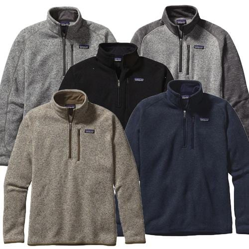 Why the Patagonia Better Sweater Really is...Better!