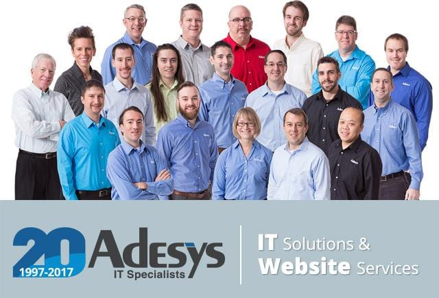 For Adesys, Delivering Outstanding IT Service is More About People Than Computers