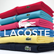 Lacoste Custom Clothing