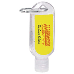 300 piece Minimum Accessories 300 piece minimum / clear Customized 1.8 oz 62% Moisture Bead Hand Sanitizer