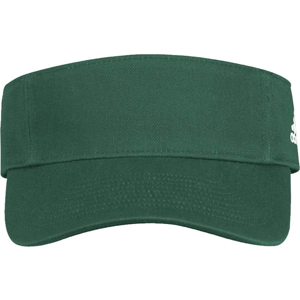 adidas Headwear One Size / Dark Green Adidas - Adjustable Visor