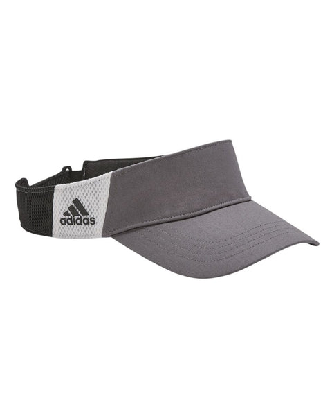 adidas Headwear One size / Grey Adidas - Low Crown Visor