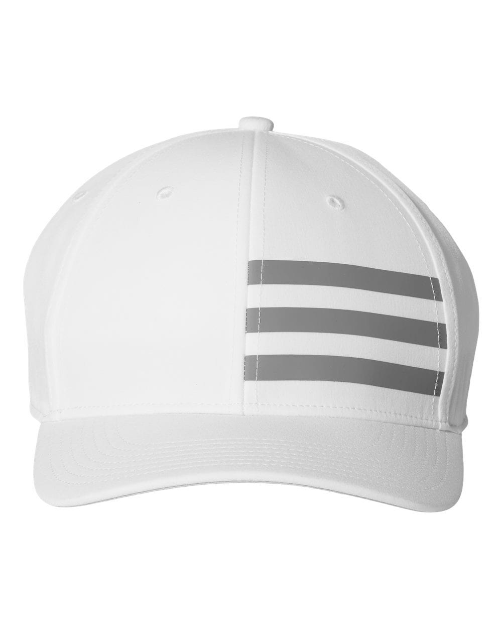 adidas Headwear One Size / White adidas - 3-Stripes Cap