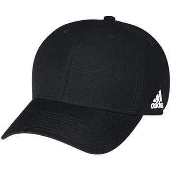 adidas Headwear OSFA / BLACK adidas Structured Adjustable Cap