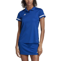 adidas Polos S / Royal Adidas - Women's Team 19 Polo