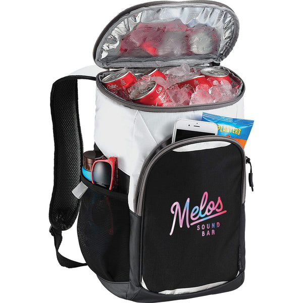 Arctic Zone - 12 piece minimum Bags One size / White Arctic Zone® Titan Deep Freeze® Backpack Cooler