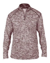 Badger Sport Layering Badger Men's Blend Quarter-Zip Pullover
