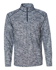 Badger Sport Layering S / MAROON Badger Men's Blend Quarter-Zip Pullover